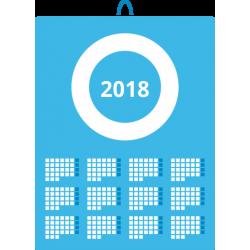 Kalendarze ścienne
